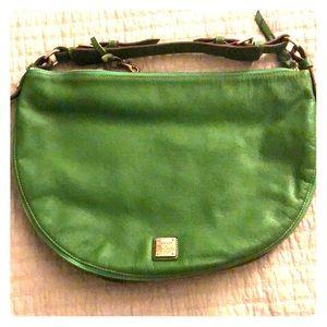 Dooney and Bourke : kelly green, shoulder bag